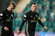 Shane Duffy left out of starting XI again, as Celtic secure late draw