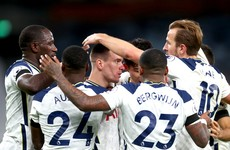 Spurs top Premier League after Jose Mourinho masterminds win against Man City