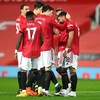 Manchester United scrape to first home league win after penalty controversy