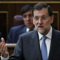 No split between banks and sovereign - for now - as Spain secures bailout