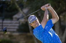 Robert Streb stretches RSM Classic lead, Lowry and McDowell well behind