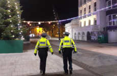 Nine arrested in Cork city after social media footage shows crowds on the street