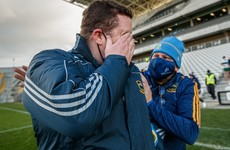 David Power: 'Emotional, very emotional, today Tipperary needed to win a senior title'