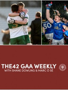 A much-needed Monday-morning GAA fix kicks off our offerings for The42 members this week