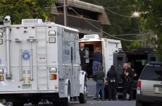 Mother of Colorado gunman tells TV news that police 'have the right person'