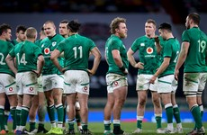 Ireland's new-look combinations learn about top-level Test rugby in Twickenham