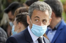 Corruption trial suspended for former French president Nicolas Sarkozy