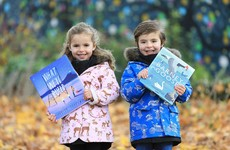 6,000 books gifted to children in direct provision, hospitals and homeless services across Ireland