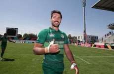 Ireland Sevens 'original' McNulty leaves for LA