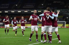 Wood's early strike gives Burnley first win of the season