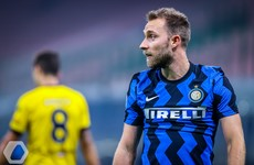 Eriksen set for Inter Milan exit as dream Italy move turns sour