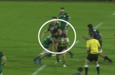 'In a collision sport, accidents happen' - Connacht to appeal Papali'i red card