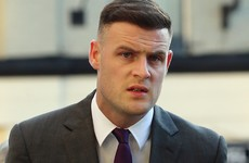 Judge orders arrest of footballer Anthony Stokes, who is accused of headbutting man in Temple Bar