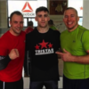 UFC confirm the signing of Irish fighter Dean Barry