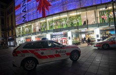 Two women injured in terror attack in Switzerland department store