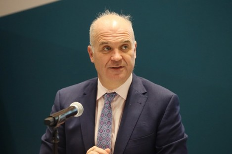 File image of Chief Medical Officer Dr Tony Holohan.