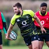McCloskey impatient to get Ireland career going again with cap number four