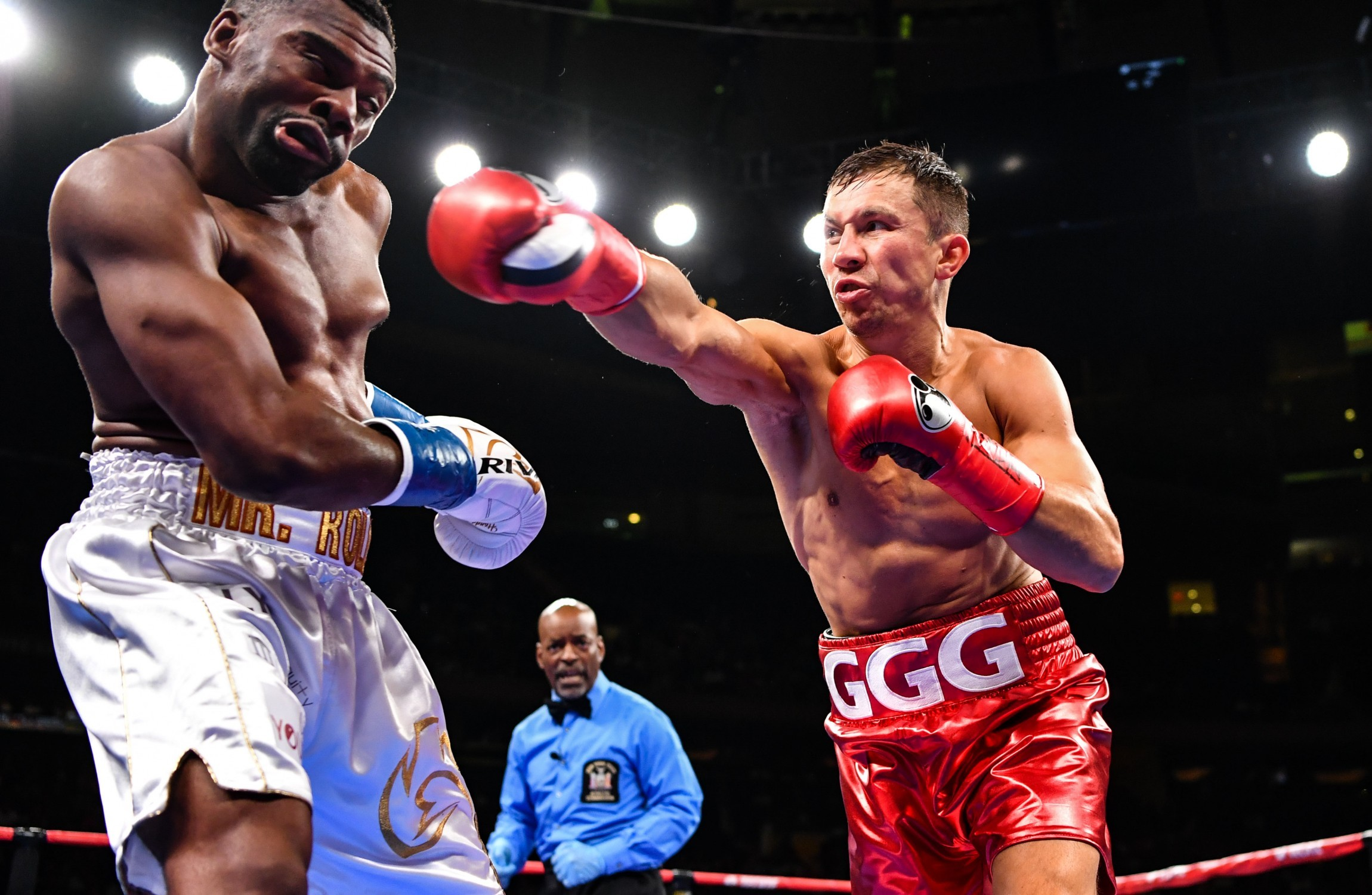 Golovkin-Szeremeta official for December