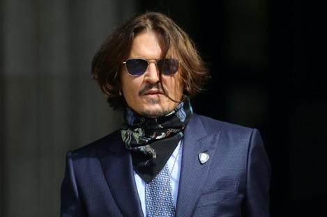 File image of actor Johnny Depp.