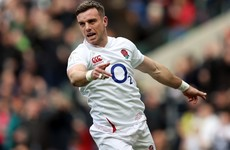 George Ford back in England team for Wales clash