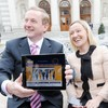 iForgot: TDs rarely use tablet computers that Leinster House already provides