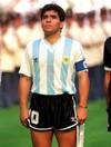 Revered but not emulated: the many Maradonas of an Irish childhood