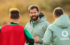 'We're glad to grow the playing pool' - Farrell asks for a calmer Ireland