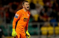 Experienced goalkeeper Clarke ends third spell with St Patrick's Athletic to join Shelbourne