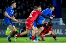 Leinster's Pro14 trip postponed after Scarlets camp hit with Covid-19 cases