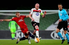 As it happened: Dundalk v Rapid Vienna, Europa League