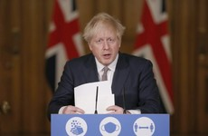 Boris Johnson 'facing Tory revolt' over plans to impose tough restrictions on 99% of English population