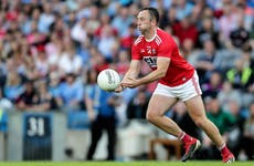 All-Ireland winner Kerrigan retires after 13 seasons with Cork