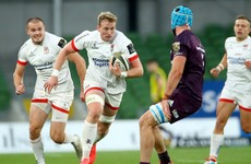 Ulster's Kieran Treadwell hit with three-week ban