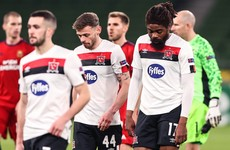 Dundalk hit out over 'vile comments' aimed at players on social media