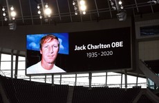 Leeds re-name East Stand in honour of Jack Charlton