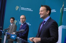Micheál and Leo's December plans? A haircut, the gym, a meal with friends, and lazy days at home for Christmas