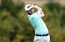 Irishman Cormac Sharvin finds form at Alfred Dunhill Championship
