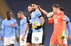 Riyad Mahrez hits hat-trick as Manchester City earn comfortable win