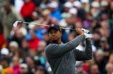 Tiger's birdie blast rattles Snedeker's Open lead