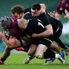 Ryan laments Ireland easing 'off the pedal' against Georgia