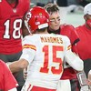 Mahomes powers NFL champions Chiefs past Brady-led Bucs, Rodgers shines for Packers