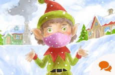 Opinion: Writing my first children's book, about one of Santa's elves