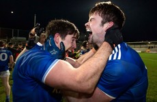 'One of the weapons Cavan did have is their captain and manager would bawl and cry as it would mean that much to them'
