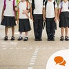 Opinion: Forget the school uniform - it's outdated and out of touch with the real world