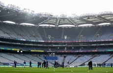 Government relax rules to allow full GAA panels attend games