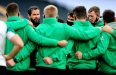 Nucifora backs 'experienced' Ireland coaches to make big impact in 2021