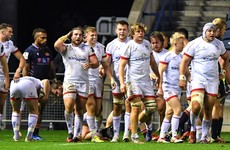 Hat-trick for hooker Andrew as Ulster run away with bonus-point win in Edinburgh