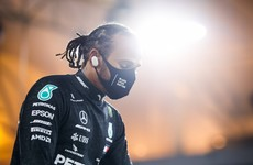Hamilton will miss this weekend's Grand Prix after positive Covid test