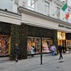 'It's nice to be out and about again': Quiet start as retailers open their doors to Christmas shoppers