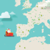 Do you want to track Santa's trip around the world tonight? Here are a few options